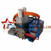 Buy cheap LL-3FA Pneumatic Thermal Wire Stripper Machine For Multicore Cable AWG18-AWG32 from wholesalers