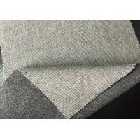 Buy cheap Comfortable Wool Striped Fabric Supreme Breathable 57/58 Width from wholesalers