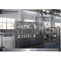 Buy cheap Long Warranty Soda Water Filling Machine Fully Automatic Standard from wholesalers