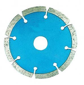 China Stone / Tile / Concrete Dry Cut Diamond Saw Blade , Diamond Cut Off Blade 4 To 16 on sale