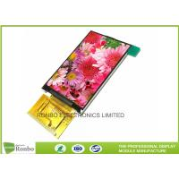 Buy cheap Resolution 320x480 TFT LCD Display 3.5'' 37 Pin MCU 16 Bit Interface IC ILI9488 product