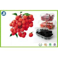 Buy cheap Aquarius Clear Color Plastic Blister Packaging , Fruit Tray , Fruit Bowl from wholesalers