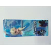 Buy cheap Frozen Design PET 3D Lenticular Bookmarks For Christmas 152 X 57 MM Size from wholesalers