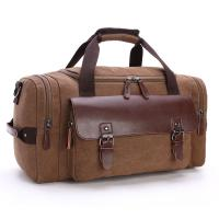 Buy cheap 2017 Men Travel Bags Large Capacity Women Luggage Travel Duffle Bags Canvas Big Travel Handbag  For Trip Waterproof from wholesalers