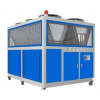 Buy cheap R134a Refrigerant Air - Cooled Screw Chiller / Box type Industry Water Cooling Machine product
