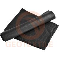 Buy cheap Black Geotextile Separation Fabric For Soil Separation AASHTO Class 2 product