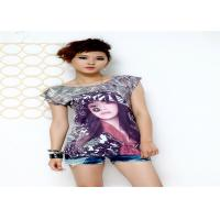 Buy cheap Ligth Color T-shirt heat transfer sublimation paper , Waterproof T shirts printing paper from wholesalers