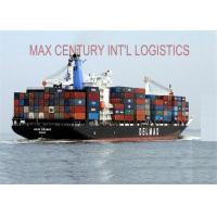 Buy cheap Guangzhou Sea Freight Services International Freight Shipping To USA from wholesalers