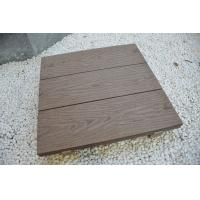 Buy cheap Recyclable Antiseptic WPC Composite Decking White 140mmx25mm Decking Material from wholesalers