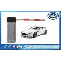 Buy cheap RFID Parking System Traffic Barrier Gate With Vehicle Loop Detector from wholesalers