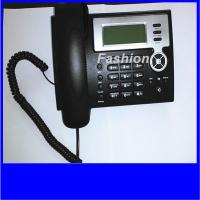 Buy cheap popular quality 2 sip lines voip phone with HD lcd display power adapter from wholesalers