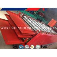 Buy cheap three layer corrugated and ibr metal roof sheet cold roll forming machine from wholesalers