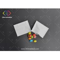 Buy cheap Pharmacy Aluminum Ziplock Bags , Spout Pouch Aluminum Vacuum Seal Bags from wholesalers