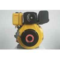 4.05kw Economical Air Cooled 1 Cylinder Diesel Engine , Lightweight Marine Diesel Engines