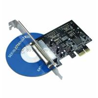 Buy cheap 1.5 MBytes / sec Plug & Play  PCI Cards 128 - byte deep transmit / receive FIFO from wholesalers