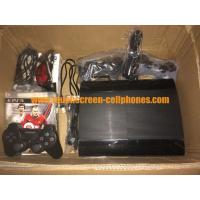 Buy cheap high Resolution HDMI Sony Video Game Consoles With the PS3 MGS4 Bundle from wholesalers