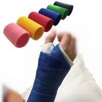 Buy cheap non-slip fracture fiberglass casting tape Waterproof Polymer Medical Bandag from wholesalers