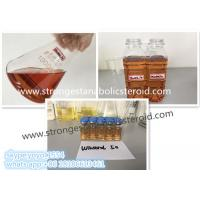 Buy cheap 10418-03-8 Chemical Steroid Pre Made Injectable Stanozolol Winstrol 50 / Winny for Muscle from wholesalers