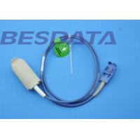 Buy cheap Adult Soft Pulse Oximeter Probe , Infant Spo2 Sensor TPU Material OXY-F-UN from wholesalers