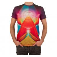 Buy cheap 2013 new design t shirts fashion sublimated tee shirts wholesale polyester t shirts for men from wholesalers