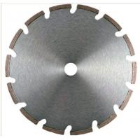 Buy cheap 180mm Diamond Rock Saw Blades / Circular Saw Stone Blade For Asphalt from wholesalers