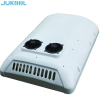 Buy cheap 14000kcal/H DC24V Electric Bus Air Conditioner product