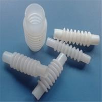 Buy cheap Supply white silicone rubber hose, transparent silicone cover, silicone expansion tube, rubber expansion tube,food grade from wholesalers