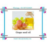 Buy cheap Colorless Crystals Grape seed Oil As Rare High Nutritional Oils CAS 85594-37-2 from wholesalers