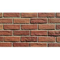 Buy cheap Handmade Multicolor Faux Brick Archaile Tiles Composite Synthetic Rock from wholesalers