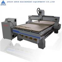Buy cheap strong structure cnc router, hard soft T-slot table wood engraver cutter wholesale with DSP offline control from wholesalers