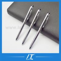 Buy cheap Silver slim part metal pen center band for pen from wholesalers