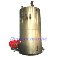 Buy cheap Large type marine oil-fired boiler from wholesalers