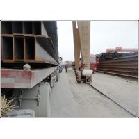 Buy cheap Metal Structural SS400 Low Carbon Steel H Beams for Cutting  / Drilling Processing from wholesalers
