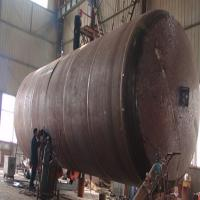 Buy cheap High Capacity 50L -10000L Pressure Vessel Tank Reaction Kettle Automatic from wholesalers