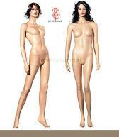 Buy cheap Fashion Female Mannequins from wholesalers