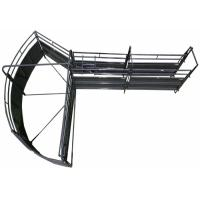 Buy cheap Durable Livestock Handling Equipment 16 Inch Long Cattle Sweep Alley Systems from wholesalers