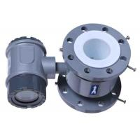 Buy cheap DN600 PTFE Lined Electromagnetic Flow Meter 24 Inch Stainless Steel Pipe from wholesalers
