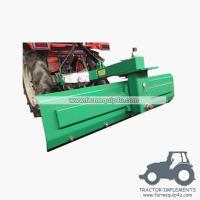 Buy cheap 4GBT - Tractor Mounted 3point Grader Blade with Swing Tilt 4FT - Heavy Duty from wholesalers
