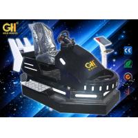 Buy cheap 2500W Blue & Black Virtual Reality Simulator With One Year Warranty from wholesalers