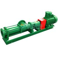 Buy cheap Drilling Mud Treatment Eccentric Screw Pump , Low Noise Industrial Screw Pumps from wholesalers