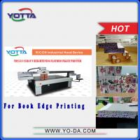 Buy cheap High Resolution uv flatbed type MDF Printer uv inkjet printing machine for wood,gift box,exquisite packaing box printer from wholesalers