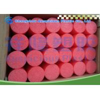 Buy cheap Solid Core Foam Pool Noodles , Floating Toys Swimming Pool Water Noodles from wholesalers