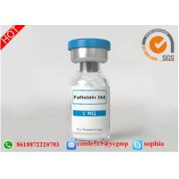 Buy cheap FST 344 Growth Hormone Peptides Steroid Powder Follistatin-344 Freeze Drying Lyophilization from wholesalers