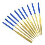 Buy cheap Customized Design Diamond File Set , High Durability 10 PCS Diamond Needle File Set from wholesalers