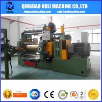 Buy cheap Rubber Mixing Mill / Rubber Machinery/ Two rolls mill machine from wholesalers