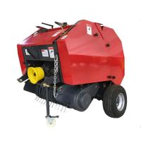 Buy cheap Farm machinery tractor mounted New disign good performance large 1090 model round hay baler from wholesalers