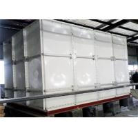 Buy cheap Environmental assembled FRP pressure tank Grp Sectional Water Tanks with low price from wholesalers