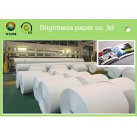 Buy cheap Uncoated Ticket Printing Paper , Certificate Printing Paper High Density from wholesalers