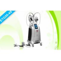 Buy cheap Zeltiq Coolsculpting Fat Freezing Equipment , Cryolipolysis Slimming Machine With 4 Handles from wholesalers
