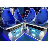 Buy cheap Luxurious Virtual Reality / VR 9d Cinema Simulator Game Machine For Shopping Mall product